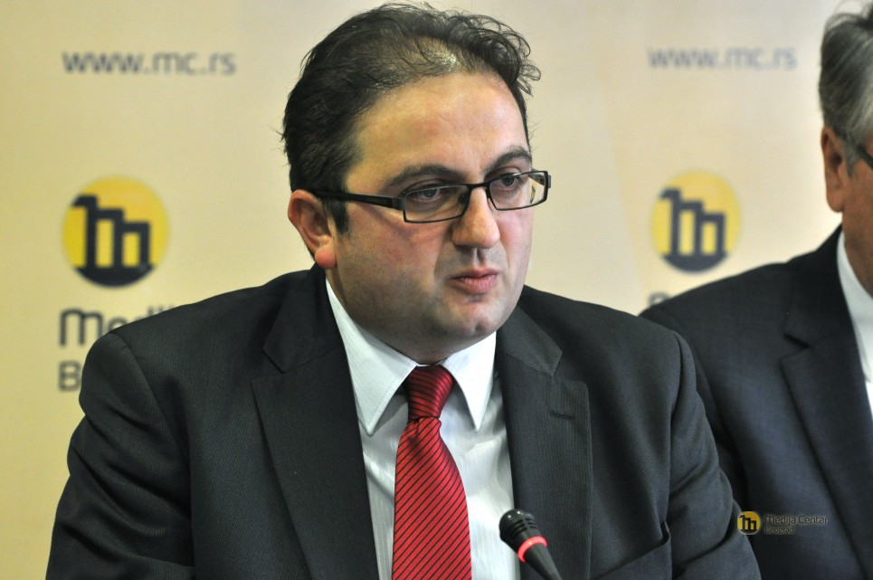 """Dr Stevica Dedjanski: """"Dayton"""" peace perspective for Ukraine"""