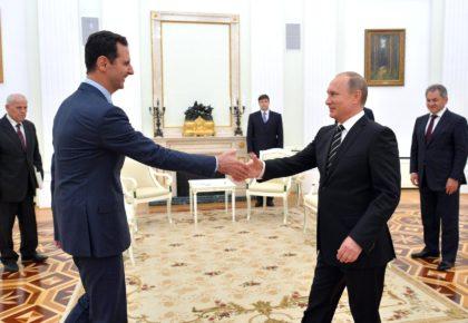 Legalna akcija Rusije u Siriji i njen geopolitički uticaj na Balkan