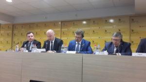 Излагање др Ненада Поповића, председника СНП