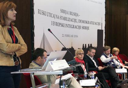Драгомир Анђелковић: Измишљање руског баука