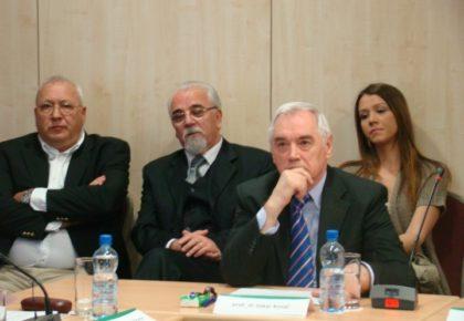 """Скуп """"Нова архитектура европске безбедности – шансе за Србију"""" (фото извештај)"""