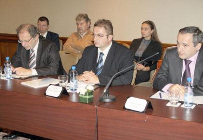 """Скуп """"Геополитички и енергетски фактори безбедности Балкана""""  (фото извештај)"""