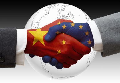 Европа на кинеском путу