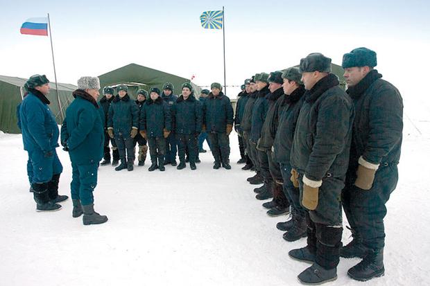 Стратфор: Русија граби Арктик, нервоза у НАТО савезу