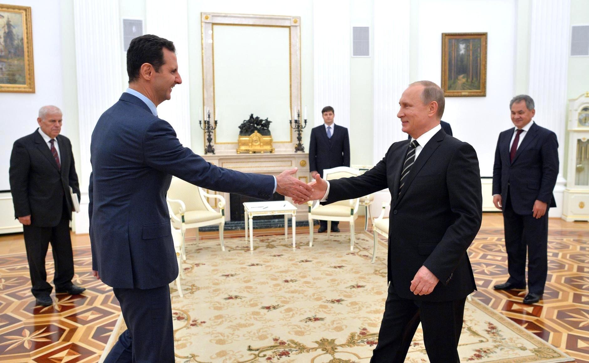 Легална акција Русије у Сирији и њен геополитички утицај на Балкан